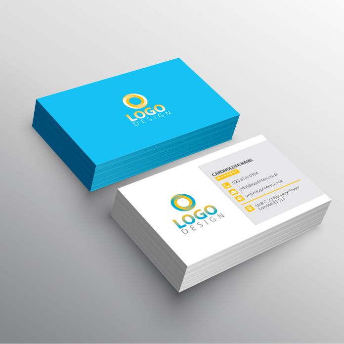 business cards design service london